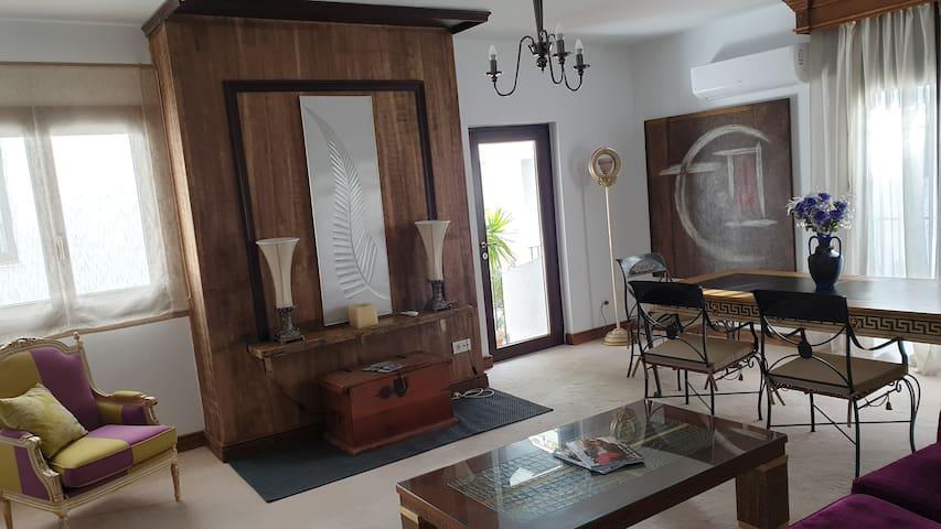 Luxury Apartment in Center Of Puerto Banus
