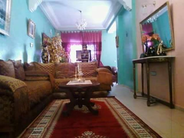 Bel appartement avec une vue panoramique - Fez - Apartamento