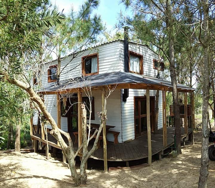 Cabaña Punta del Diablo 3