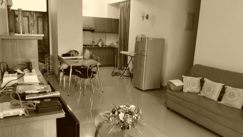 Chrisvy Apartment - Moratuwa