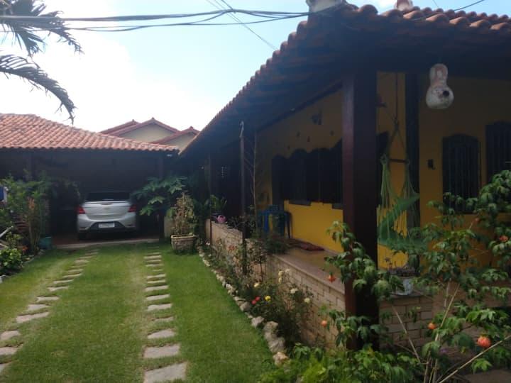 Casa com picina e área gourmet