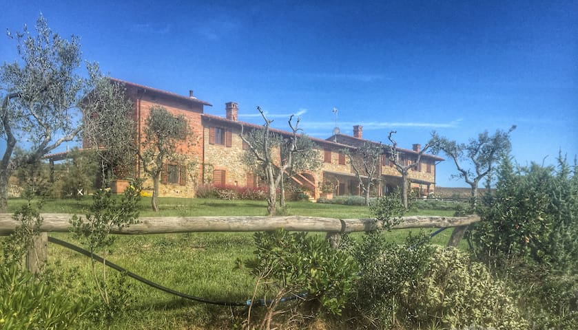 2 bedroom apartment, Paciano Umbria - Paciano - Apartament