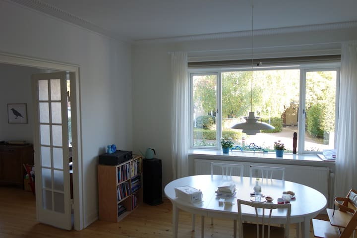 Beautiful apartment near beach & forest - Charlottenlund