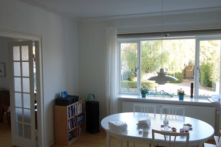Beautiful apartment near beach & forest - Charlottenlund - Apartemen