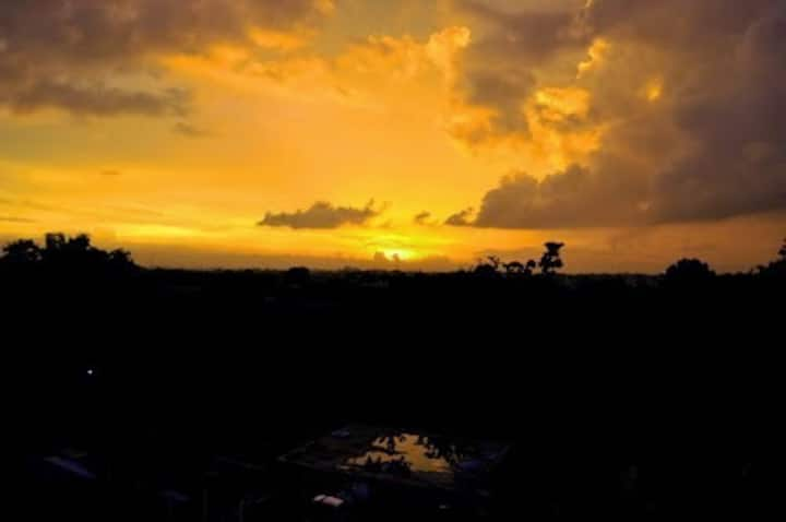 Merapi Mountain Sunrise View Apartment