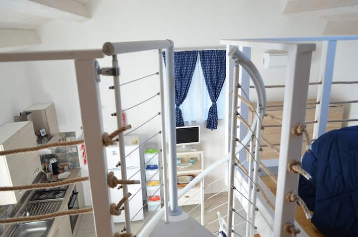 """La Maison Blanche"" Sea Apartment Sicily"