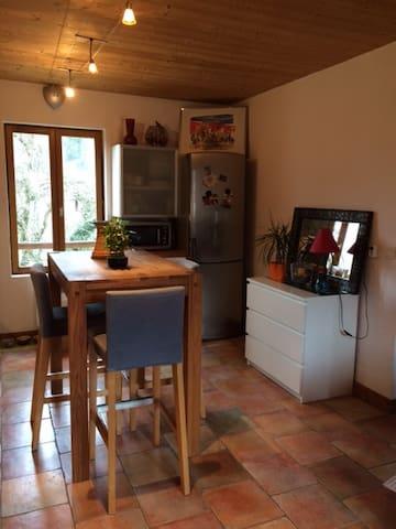 Appartement cosy à Passy idéal pour 3 personnes