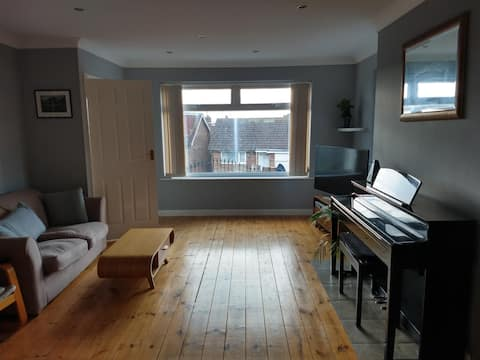Beautiful, spacious 3 bed house in Brighton