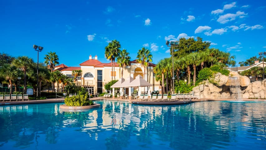 Vistana Resort, 1 mile from Disney,  Unforgettable - Orlando - Villa