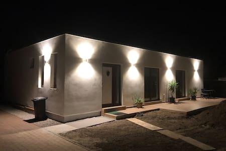 Privat Tropical House (Own Jakuzzi, parking, Wifi)