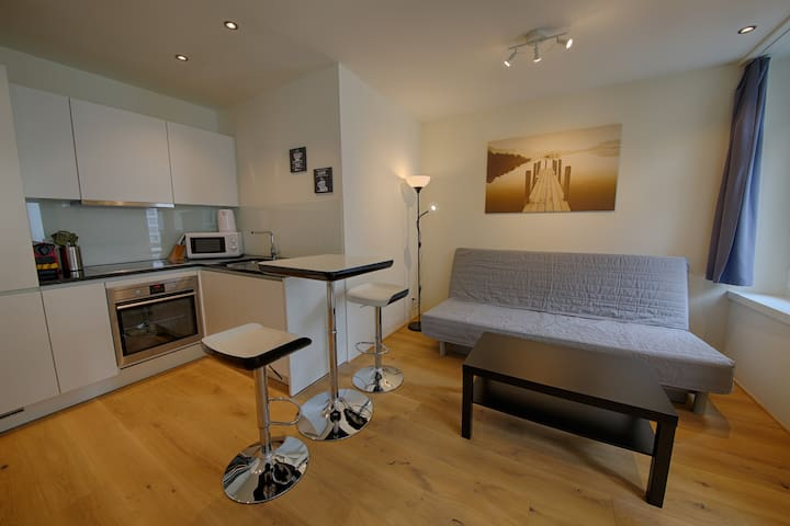Cosy 1 bedroom Apartment Mozart III - City
