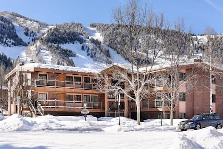 1 Bedroom 1 Bath Condo in Downtown Aspen - Aspen - Apartment