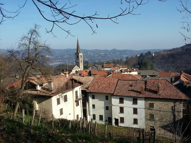 Casa Rossetti - Province of Verbano-Cusio-Ossola - House