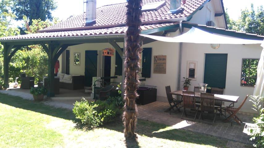 Maison de charme proche du canal du Midi - Montauban - House