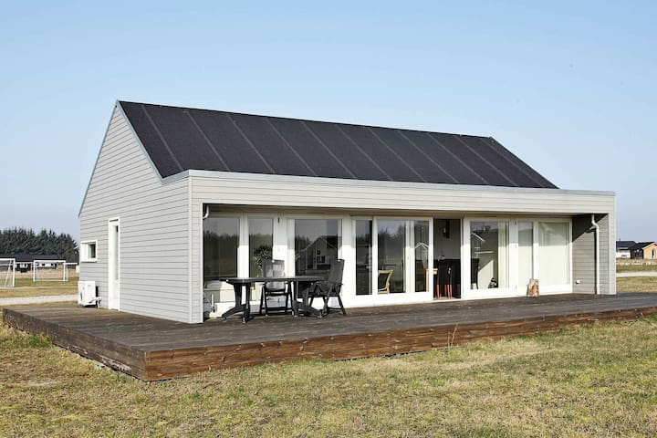 Cosy Holiday Home in Brovst with Sauna