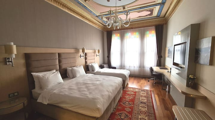 Boutique Hotel in Old City Sultanahmet BG103