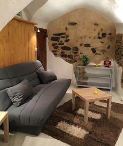 studio  de village charmant et atypique - Aouste-sur-Sye - Apartamento