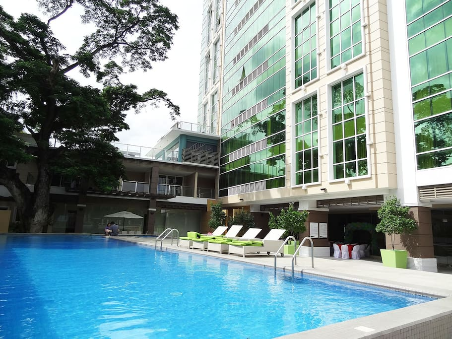 Pp903 Opening Promo 1 Br W Swimming Pool Condominiums For Rent In Cebu City Central