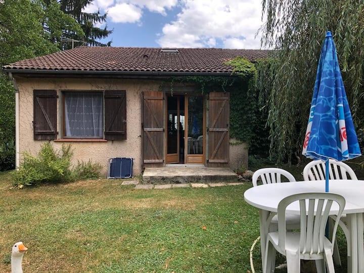 Petite maison dans mon jardin