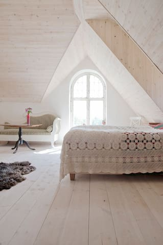 At the hills close to the woods and the sea - Norra Björstorp - House