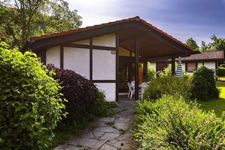 Ferienwohnpark Immenstaad am Bodensee Satteldachhaus (Typ 10) SDS 123