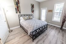 Queen Side Bed