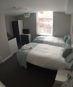 BEDS 4 BUILDERS @ M60 Flexi Stay - Chadderton - Haus