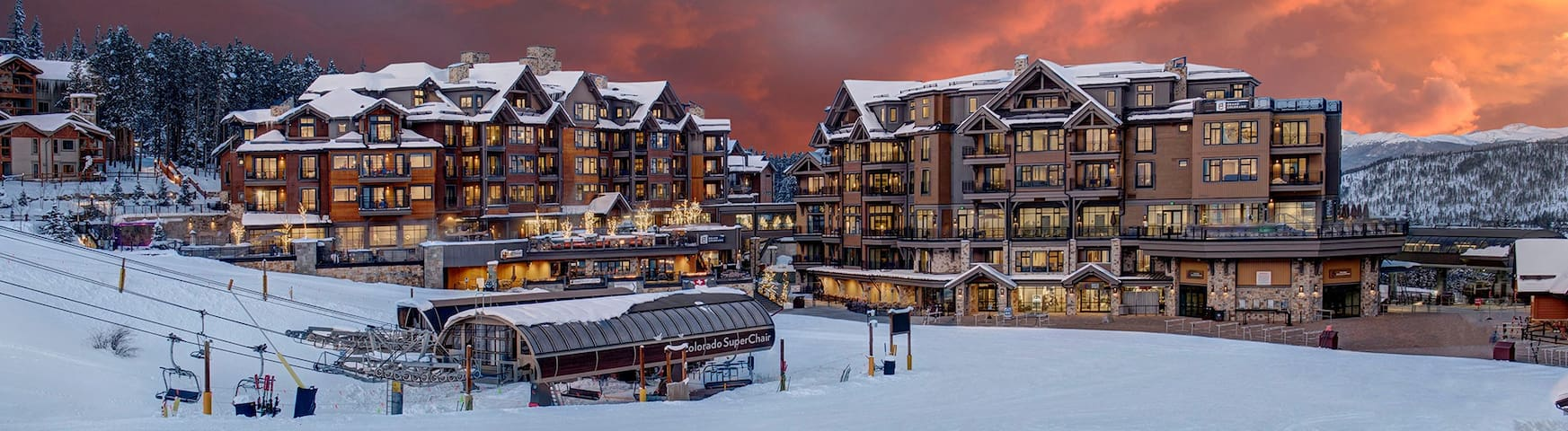 Enjoy the best of Breck! (On Peak 8)