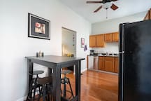 Short North One Bed w/Off-street Parking