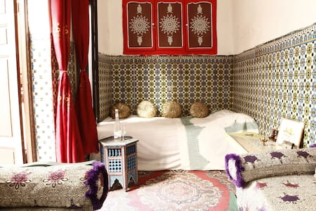 dar sarsar artéstic oud music - Marrakesh
