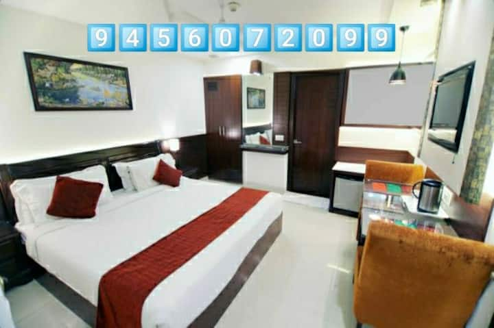 Room in hotel hosted by Mohit