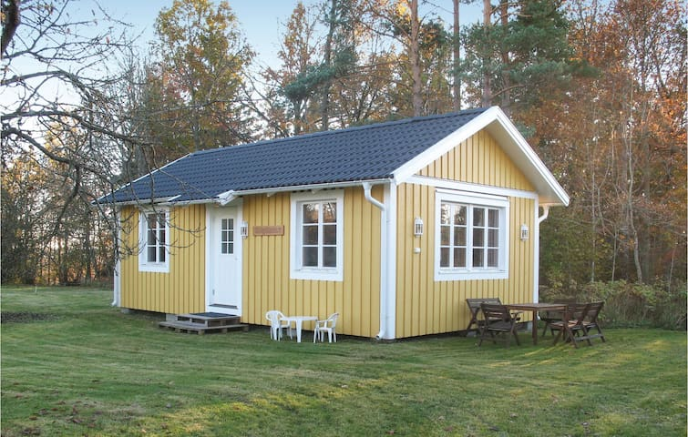Holiday cottage with 2 bedrooms on 44m² in Silverdalen