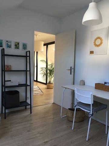 Chambre étudiante chez l'habitant proche Nantes