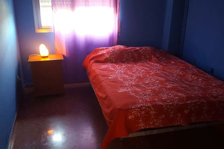 2 habitaciónes 10km playa,2km cent - Huelva