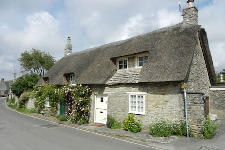 Purbeck Thatched Cottage - Corfe Castle - Σπίτι διακοπών