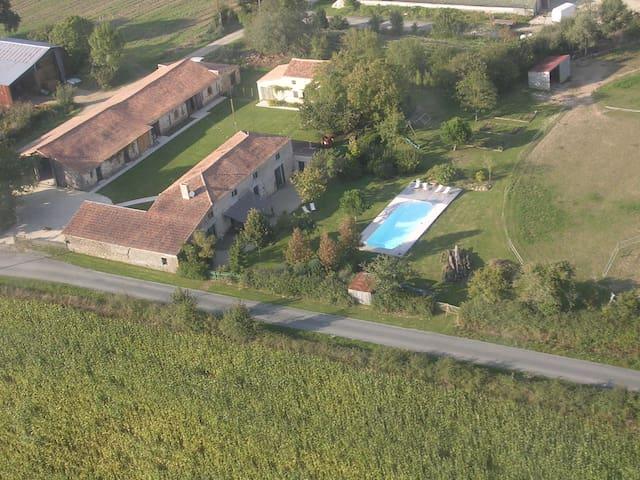 Puy du Fou, Logis La Galocherie 2 - Sainte-Florence - Szoba reggelivel