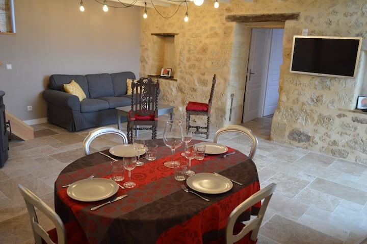 Gîte de charme au coeur du vignoble de St Emilion