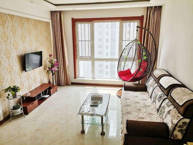 暖心之家、一居室