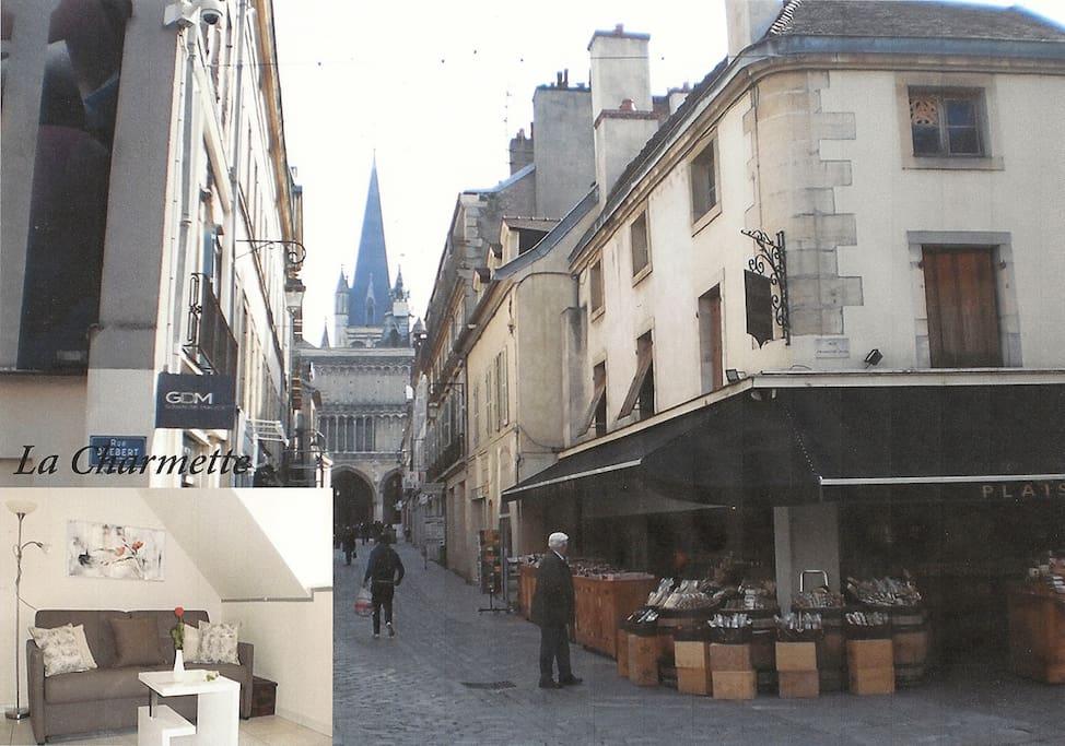 Rue de la Charmette