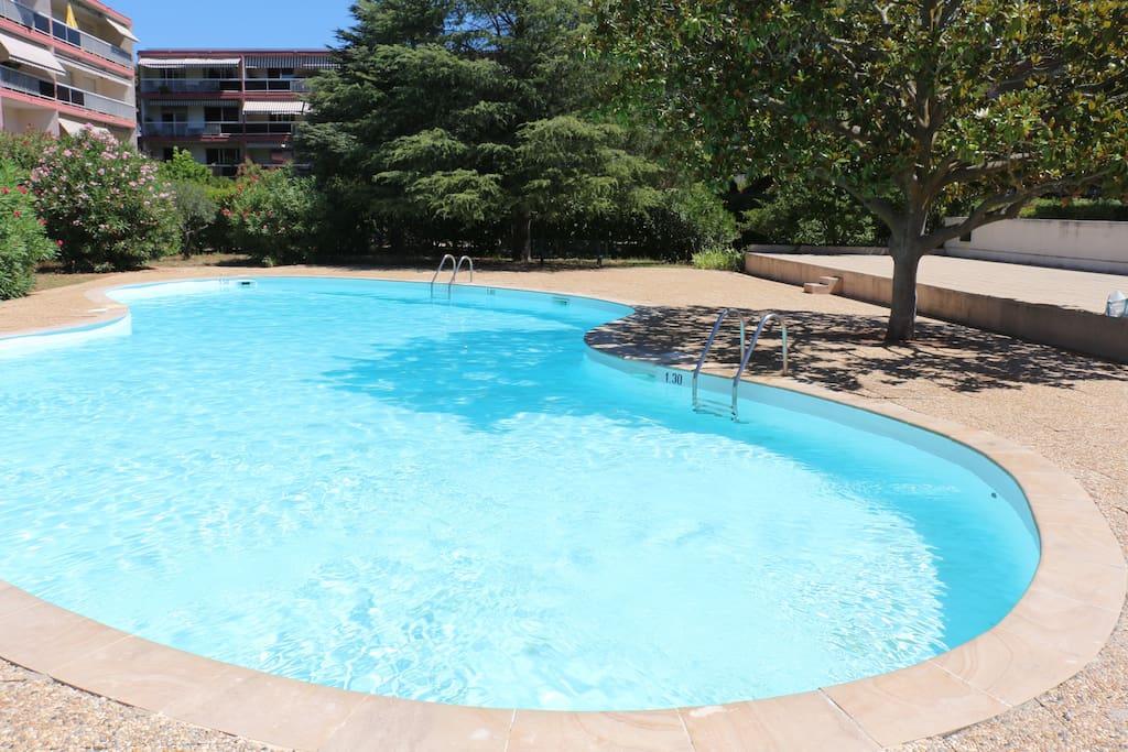 Apt climatis 110 m2 beaux arts avec piscine for Piscine center montpellier