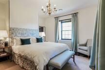 The Caroline Chisholm bedroom.
