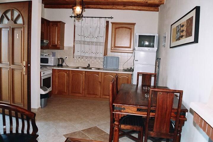 Winter auf Kreta im Haus Neria - Aptera - House