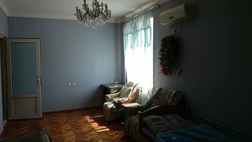 An apartment in the center of Baku