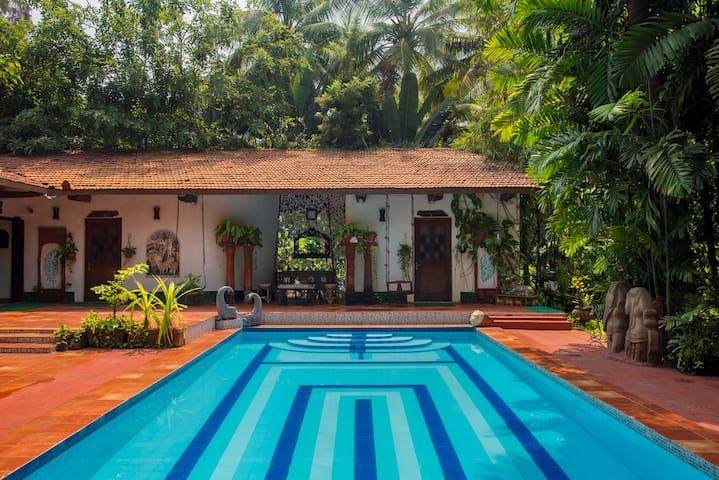 The Estate-6BHK Private Pool Admist Nature