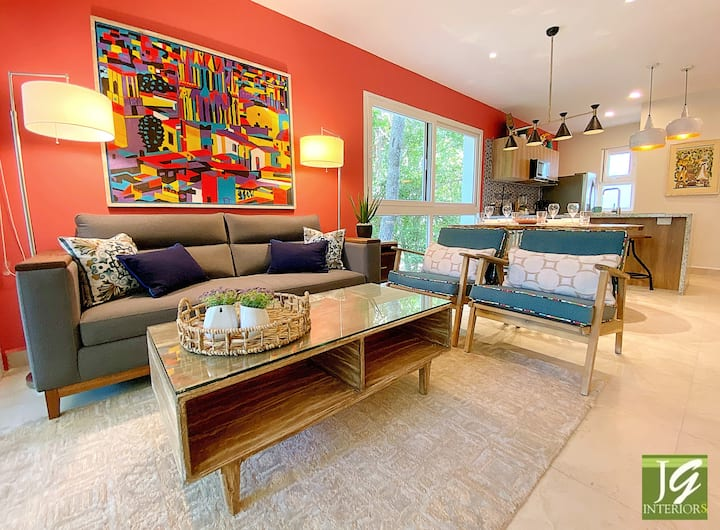 UNIQUE AND LOVELY DESIGN TWO BEDROOM CONDO