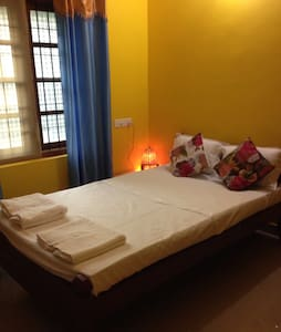 HotWater Room -Raga Saagaram Rooms - Varkala