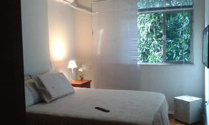 Apartamento  da FLOR Flamengo regras de COVID-19