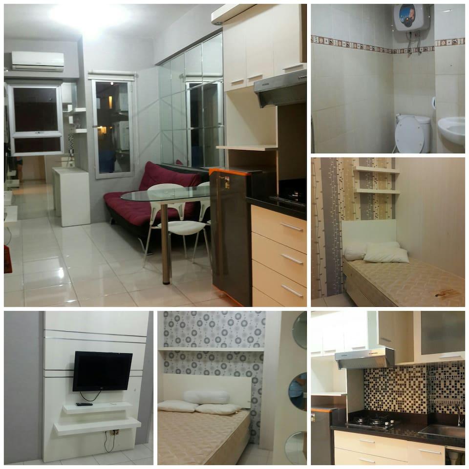 Aparteman Puncak Permai SBY Barat