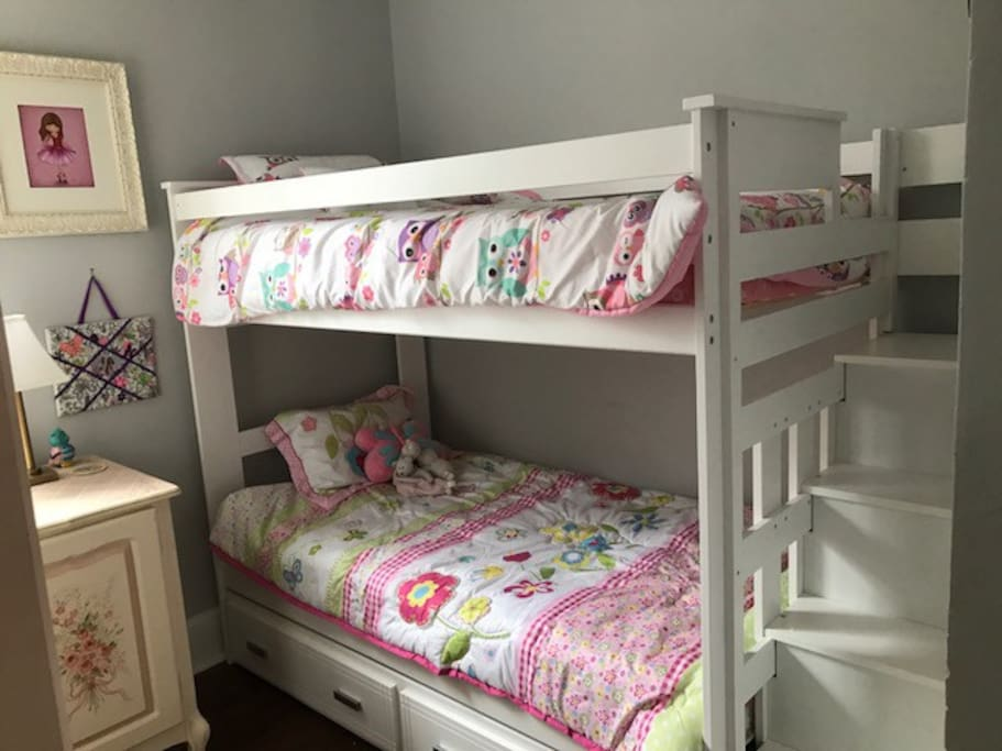 Bunk Beds for the Little Ones (no adults please)