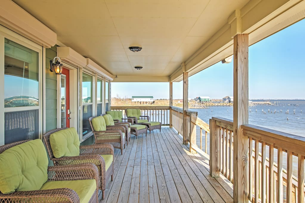 Waterfront 3br New Orleans House With Lake Views Houses For Rent In New Orleans Louisiana